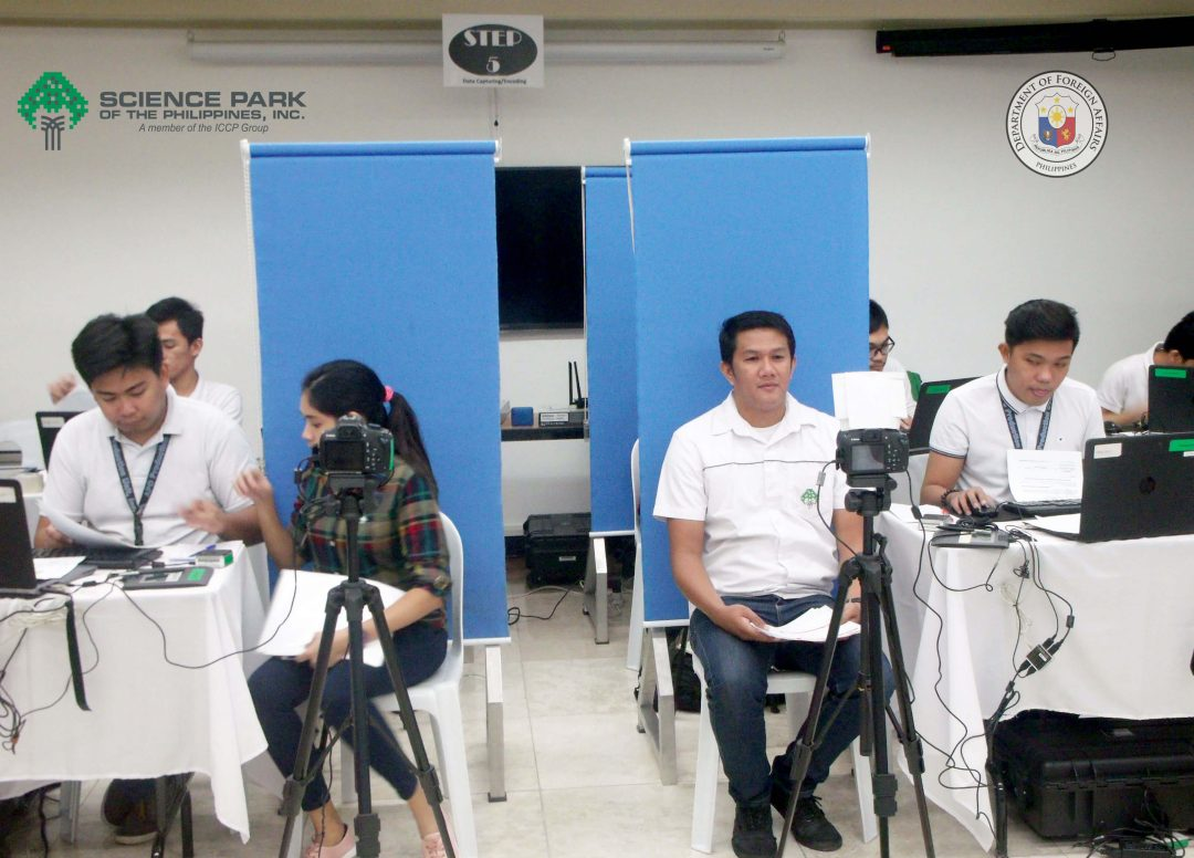 SPPI Pioneers Passport on Wheels at Industrial Park