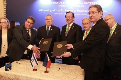 SPPI President Joins PH Delegation to Israel