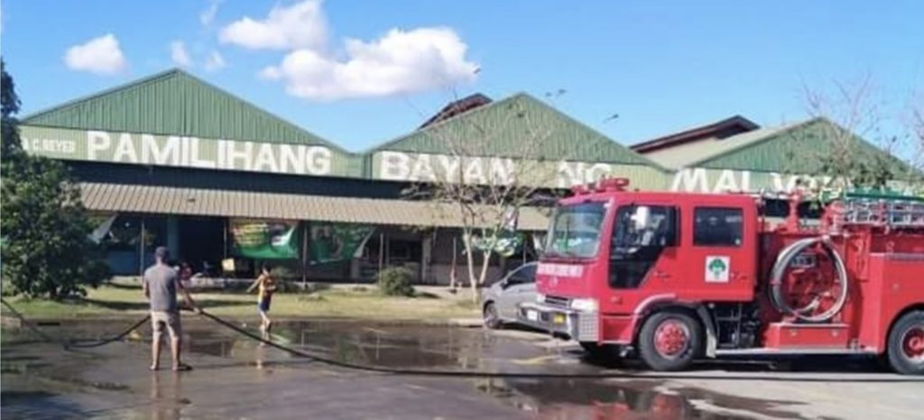 SPPI REINFORCES CLEANUP IN MALVAR, BATANGAS Photo1