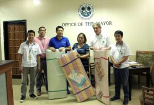 SPPI AND PDO ORGANIZE DONATION DRIVES FOR TAAL VICTIMS Photo1