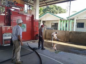 SPPI REINFORCES CLEANUP IN MALVAR, BATANGAS Photo2