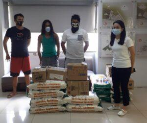 Pueblo de Oro provides temporary shelter to housing workers at Pueblo de Oro Batangas