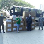 Donations to We Heal As One Center, World Trade Center Metro Manila