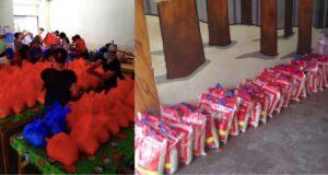 Pueblo de Oro organizes donation drives to help golf caddies in CDO Featured image