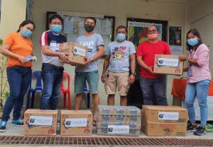 Pueblo de Oro Extends Donation Drives in Pampanga, CDO and Cebu, cebu photo2
